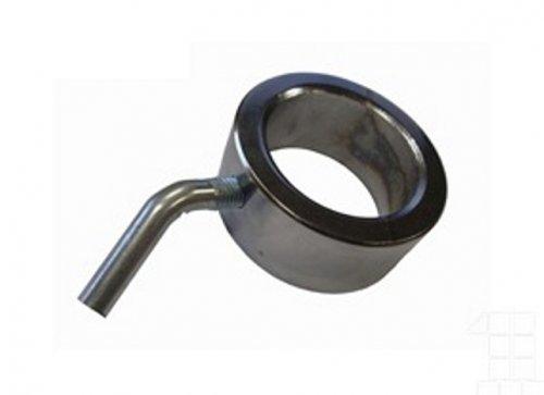 Uzávěr imbus 25mm klička