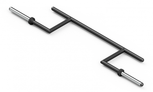 CAMBERED SQUAT BAR MF-G011