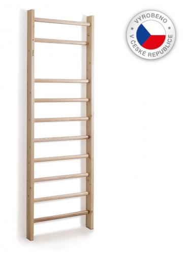 Dřevěné žebřiny Fitham LUX 240x80_CZ