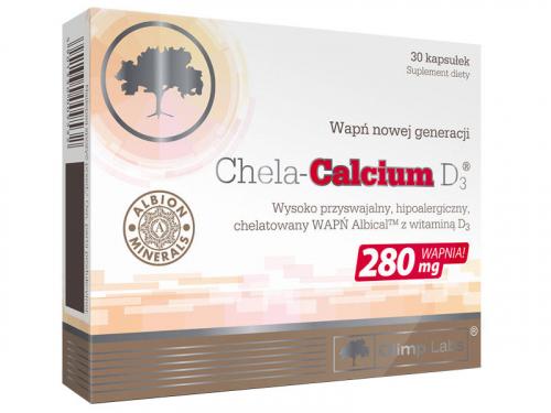 OLIMP Chela-Calcium D3