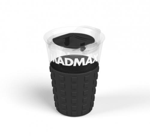 Sportovní - cestovní hrnek 350 ml MADMAX černý