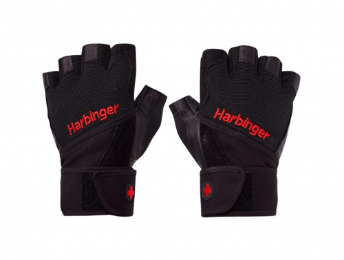 Fitness rukavice Pro Wrist Wrap HARBINGER pair