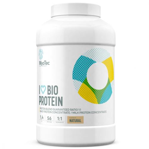 MYOTEC BIO Protein 1,4 kg natural + šejkr zdarma