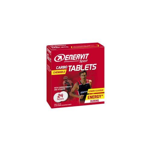 ENERVIT GT Carbo Tablets 24 tablet