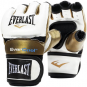 Graplingové rukavice Everstrike EVERLAST white gold