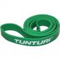 Posilovací guma TUNTURI Power Band Medium zelená