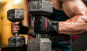 Fitness rukavice Pro Wrist Wrap HARBINGER workout 4