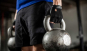 Fitness rukavice HARBINGER Power kettlebell