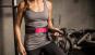 Dámský fitness opasek nylonový HARBINGER zapínání