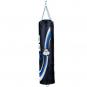 Boxovací pytel DBX BUSHIDO Elite 130 cm, modrý - prázdný strana
