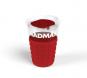 Sportovní - cestovní hrnek 350 ml MADMAX tmavě červený