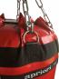 Boxovací pytel APRIORI PROFI - detail šití, oka, řetězy