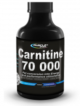 MUSCLE SPORT Carnitine liquid 70000 500 ml citrus mix