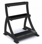 Posilovací stojan Kettlebell Rack - stojan na kettlebell TUNTURI