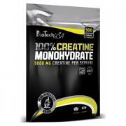BIOTECH USA 100% Creatine Monohydrate 500 g