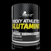 OLIMP ROCKY Athletes Glutamine 250 g + 5 vzorků BCAA XPLODE zdarma!