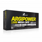 OLIMP ARGIPOWER 1500 Mega Caps 120 kapslí