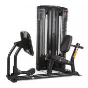 Posilovací stroj FINNLO MAXIMUM Dual Station Legpress/Calf