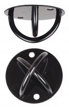 Posilovací závěsný systém  Držák na závěsné systémy nebo boxovací pytel LIVEUP černý