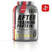 NUTREND After Training Protein 2520 g + BCAA Liquid 1000 ml ZDARMA! AKCE!