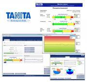 Osobní digitální váha Software GMON 1000 PRO