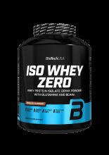 BIOTECH USA ISO WHEY ZERO 2270 g + vitamin C 100 tablet + shaker ZDARMA