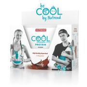NUTREND Cool Protein Shake 5x50 g čokoláda + Shaker ZDARMA