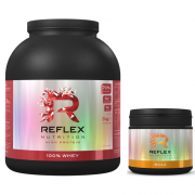 REFLEX 100% Whey Protein 2 kg + BCAA 200 kapslí zdarma