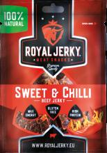 Royal Jerky Sweet Chilli 12x22 g