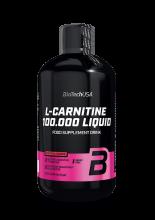 BIOTECH USA L-Carnitine 100 000 / 500 ml