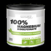PROM-IN Magnesium Bisglycinate 100% 390 g citron