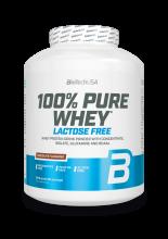 BIOTECH USA 100% Pure Whey Lactose Free 2270 g