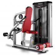 Posilovací stroj BH FITNESS L150 tricepsové kliky vsedě