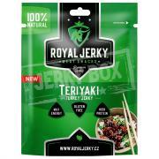 Royal Jerky Turkey - krůtí Teriyaki