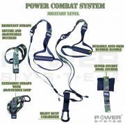 Posilovací závěsný systém  Závěsný systém Power Combat System Camo POWER SYSTEM