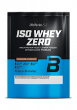 BIOTECH USA ISO WHEY ZERO 25 g
