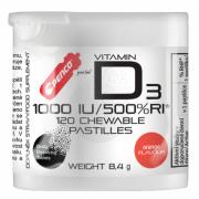 PENCO Vitamin D3 120 cucacích pastilek