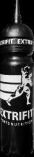 EXTRIFIT Sportovní láhev Bidon 1000 ml černá s hubicí