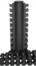 Stojan na hexagonální činky (1-10kg) STRENGTHSYSTEM