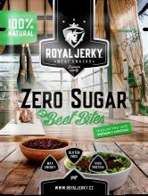 Royal Jerky Beef Bites Zero Sugar 50 g