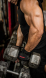 Fitness rukavice Pro Wrist Wrap HARBINGER workout