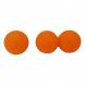 Masážní míčky - sada 4 ks TUNTURI hladké míčky