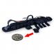 Zátěžový pás DBX BUSHIDO DBD-W-5, 1-10 kg kuličky